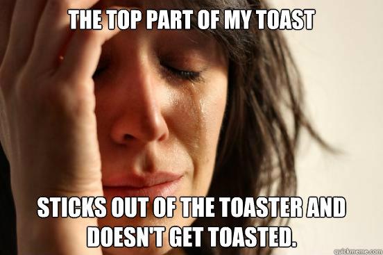 Combo toaster egg poacher