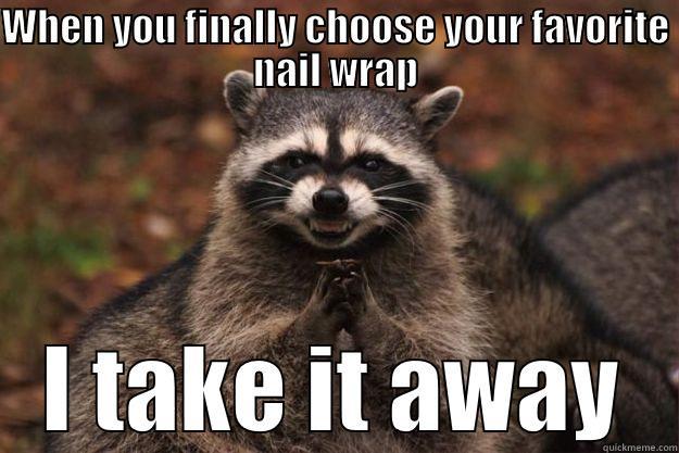 Funny Meme Nails : Nail wrap problems quickmeme