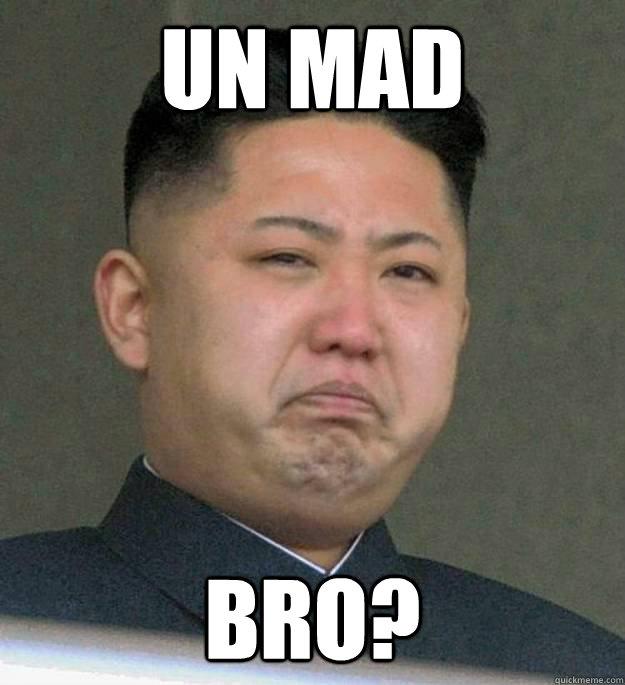 Un Mad Bro? - Un Mad Bro?  Un Mad Bro