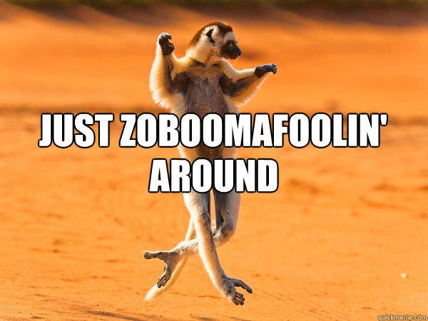 Dancing Zoboomafoo memes | quickmeme