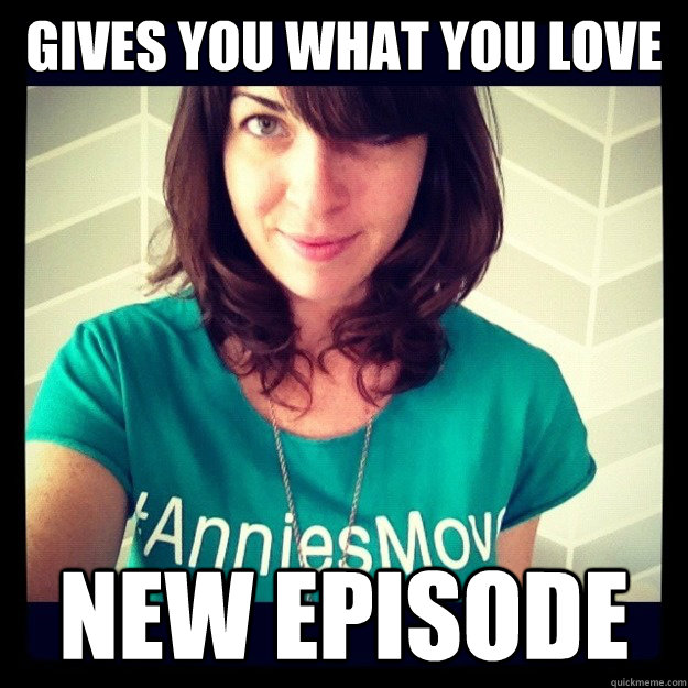 Gives you what you love New episode - Gives you what you love New episode  Misc
