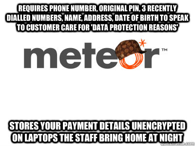 Online dating protector number