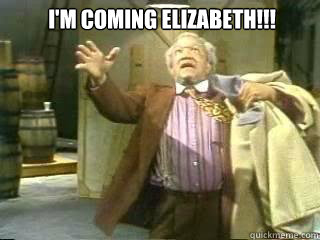 I'm Coming Elizabeth!!! - I'm Coming Elizabeth!!!  Sanford and Son