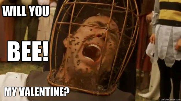 My Valentine?