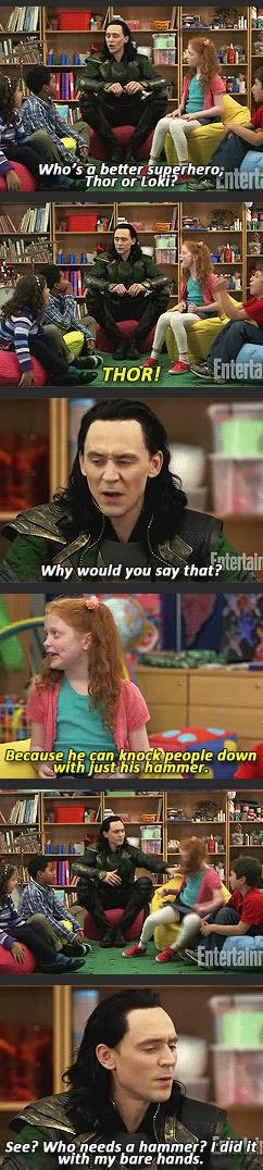 Thor or Loki? -   Misc