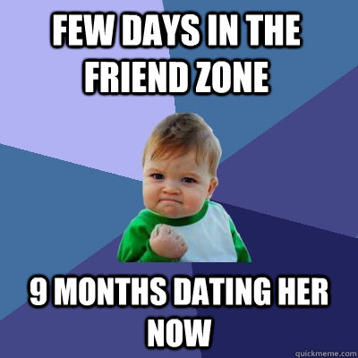 9 months of dating