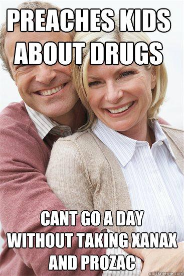 Funny Xanax Memes : Suburban neighbor memes quickmeme