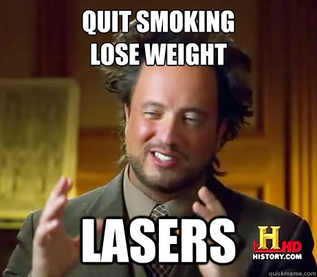 Quit Smoking Lose weight Lasers - Quit Smoking Lose weight Lasers  Misc