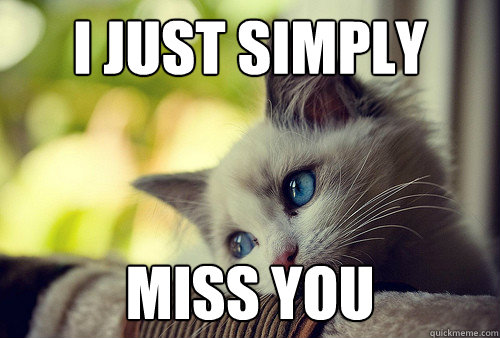 i miss you funny meme - photo #14