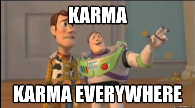 Karma Karma everywhere - Karma Karma everywhere  Misc