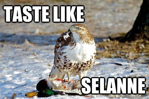 taste like  SELANNE