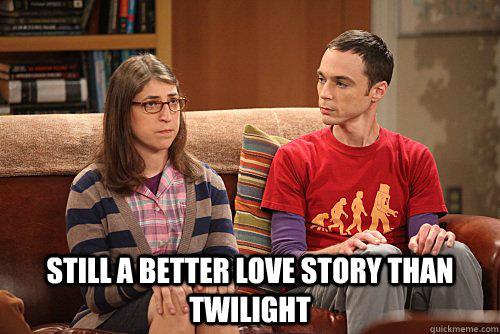 STILL A BETTER LOVE STORY THAN TWILIGHT -  STILL A BETTER LOVE STORY THAN TWILIGHT  SHAMY