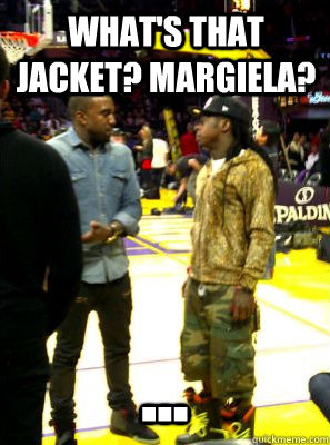 What's that jacket? Margiela? ... - What's that jacket? Margiela? ...  Misc
