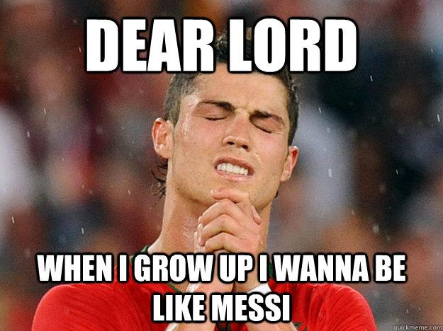 dear lord  when i grow up i wanna be like messi - dear lord  when i grow up i wanna be like messi  Misc