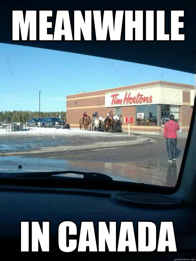 Meanwhile In Canada - Meanwhile In Canada  Misc