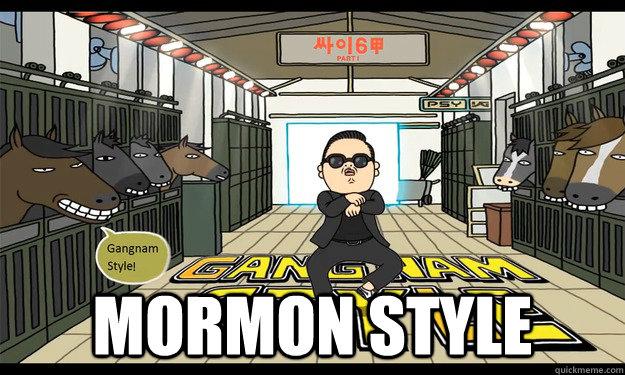 mormon Style