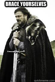 Brace Yourselves  - Brace Yourselves   Brace Yourselves