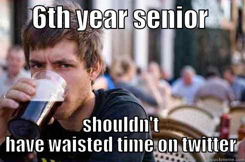 6th Year Senior