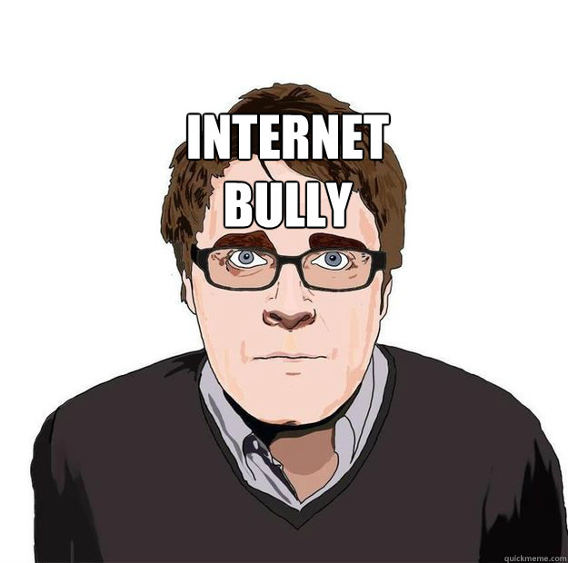 internet  bully  - internet  bully   Always Online Adam Orth