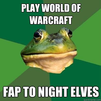 Bachelor frog meme fap