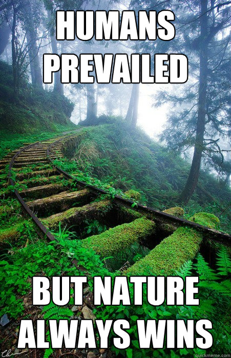 nature and humanity relationship memes
