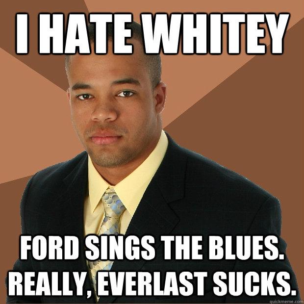 Black guys and whitey suck