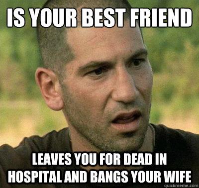 Walking dead shane fucking wife