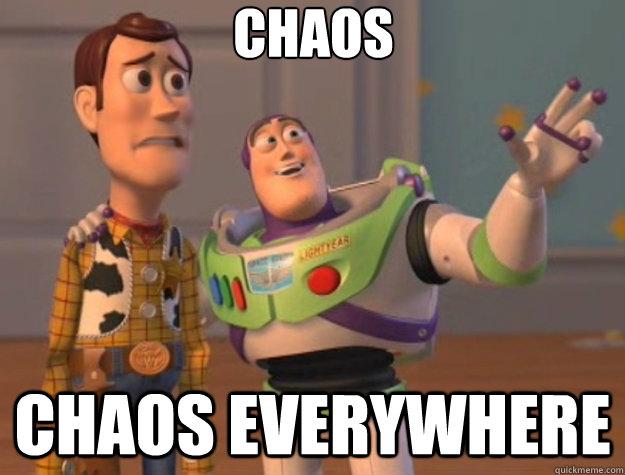 CHAOS CHAOS Everywhere - CHAOS CHAOS Everywhere  Toy Story