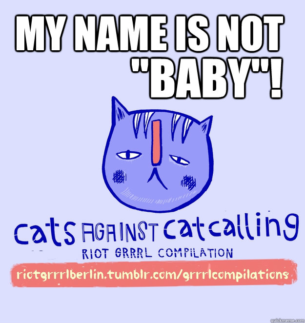 MY NAME IS NOT