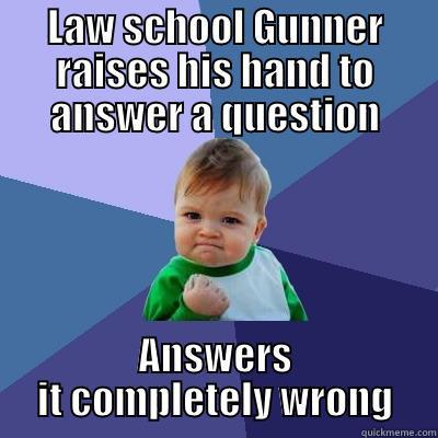 Law school question?