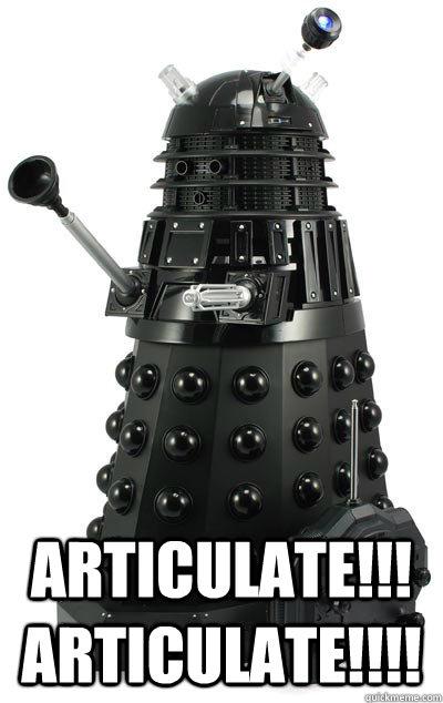 Articulate!!! Articulate!!!! -  Articulate!!! Articulate!!!!  articulate drum corps meme