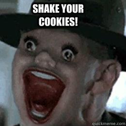 SHAKE YOUR COOKIES!  dancer