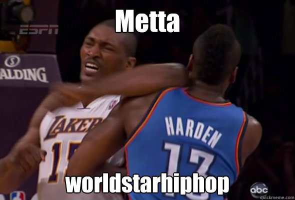 b903860d02af Metta worldstarhiphop - Metta worldstarhiphop Metta World Peace