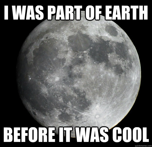 I was part of earth before it was cool - I was part of earth before it was cool  Misc