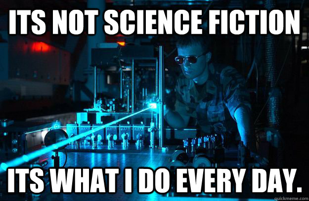Funny Science Fiction Memes