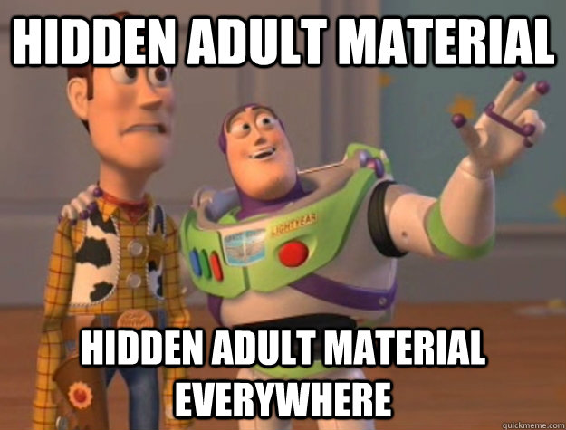 hidden adult material hidden adult material everywhere - hidden adult material hidden adult material everywhere  Misc