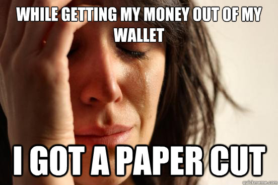 Do my paper for money wallet
