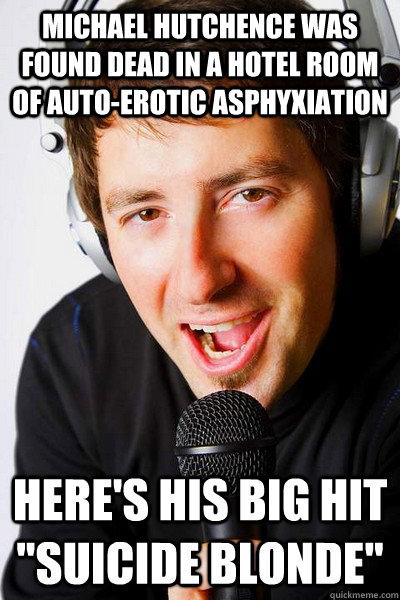 Michael hutchence auto asphyxiation
