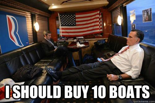 I should buy 10 boats
