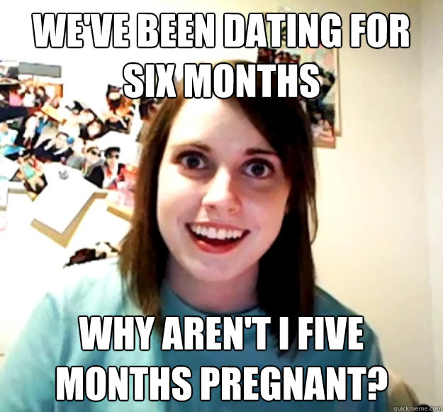 what to expect after five months of dating