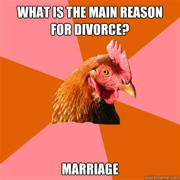 what is the main reason for marriage