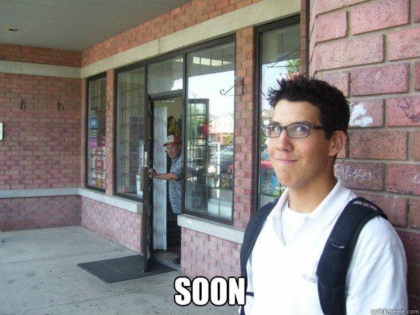 Soon  Soon