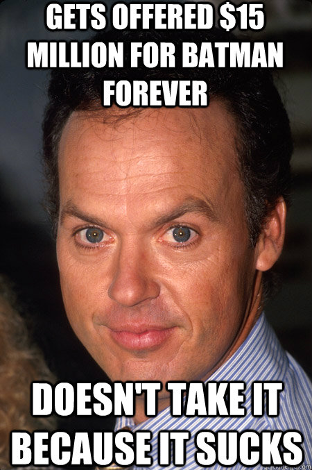 Michael Keaton Meme