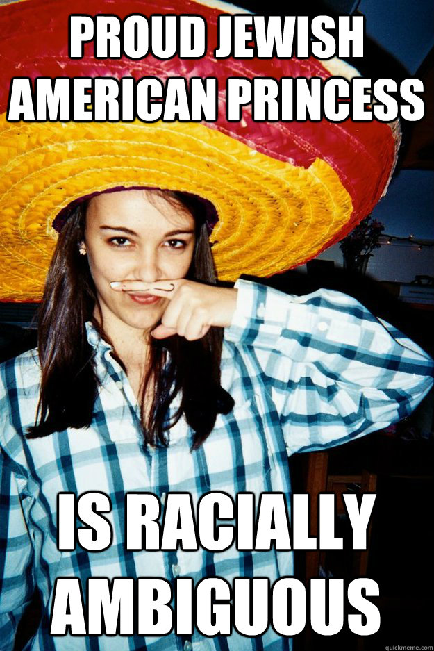 jewish american princess jokes