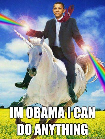 im obama i can do anything