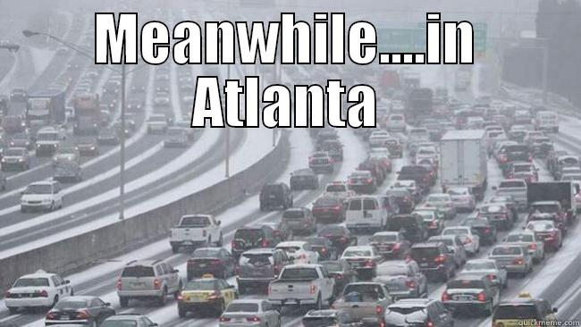 Atlanta Traffic - MEANWHILE....IN ATLANTA  Misc