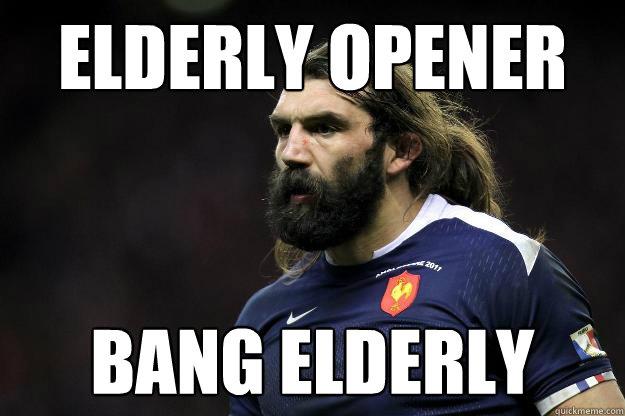 elderly opener bang elderly  Uncle Roosh