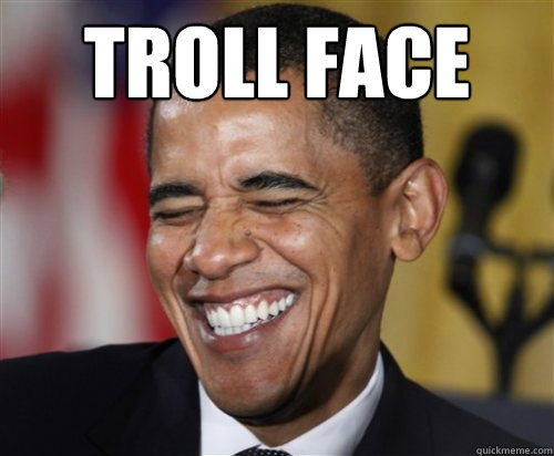 Obama Funny Face Meme