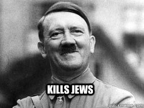 kills jews
