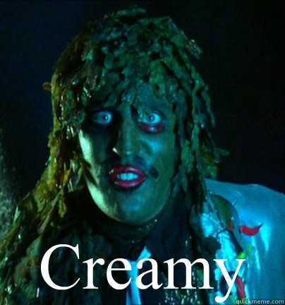Creamy  Old gregg